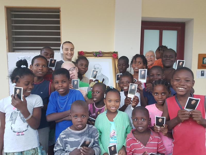 Proslava Bezgrješne i Stadlerova na Haitiju