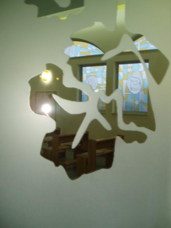 Pogled u kapelicu