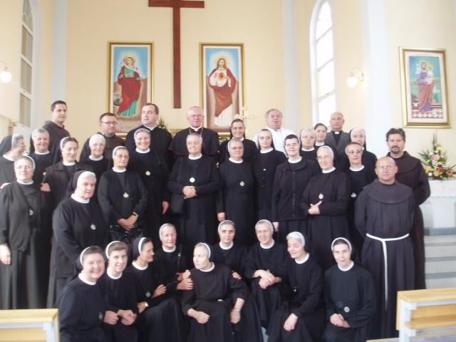 Zajednica sestara-blagoslov 2009.