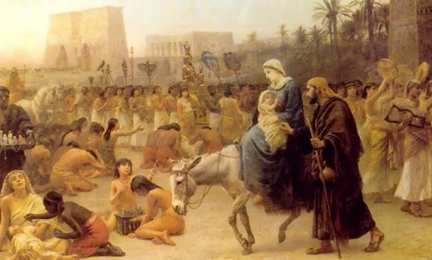 Sv obitej u egiptu