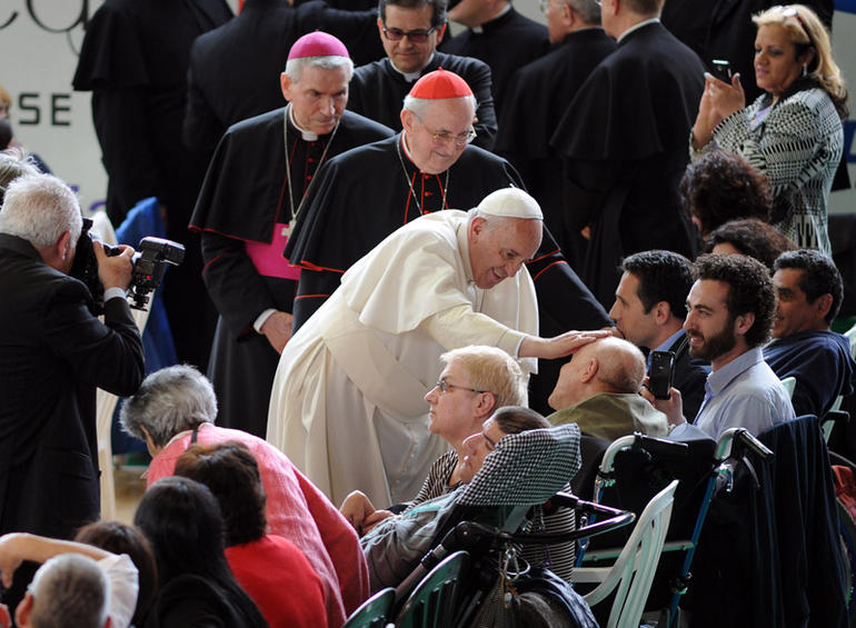 Poruka pape Franje za 26. Svjetski dan bolesnika (11. veljače 2018.)