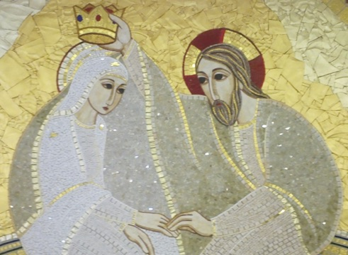 Sestre Služavke Maloga Isusa svečarice za Veliku Gospu 2018.