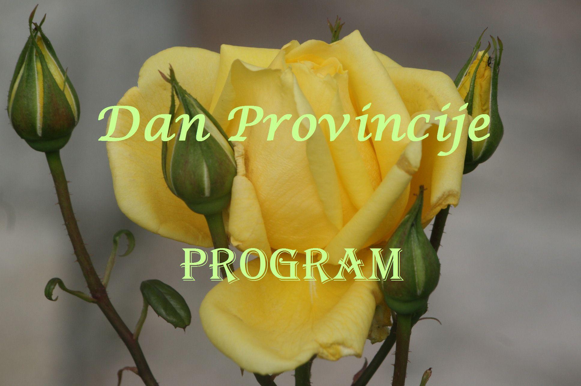 Program Dana Provincije