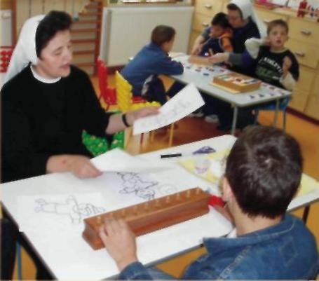 Sv. Rafael - Obiteljski centar za osobe s posebnim potrebama