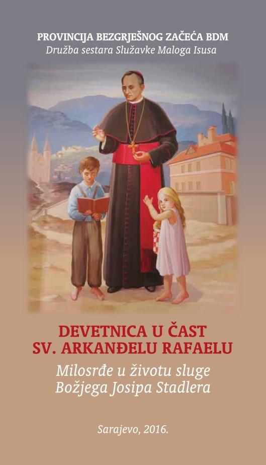 Devetnica u čast svetom arkanđelu Rafaelu