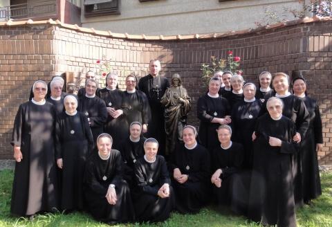 DUHOVNE VJEŽBE u samostanu Antunovac