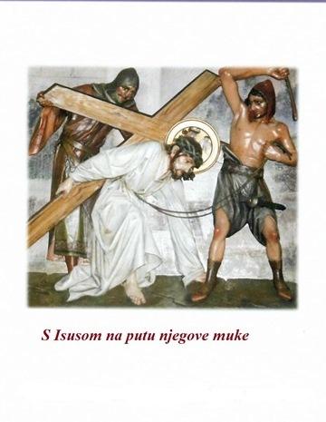 S Isusom na putu njegove muke