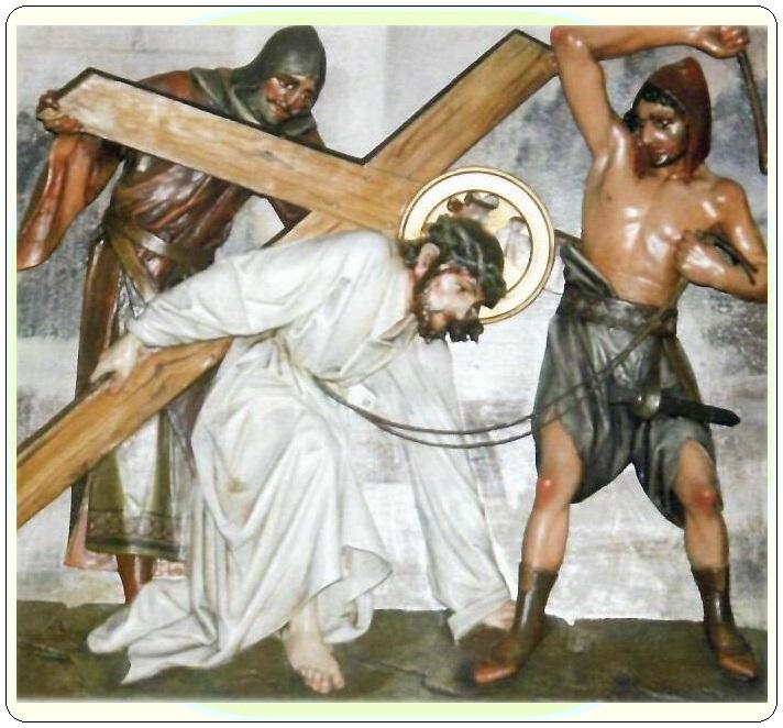 Nositi križ