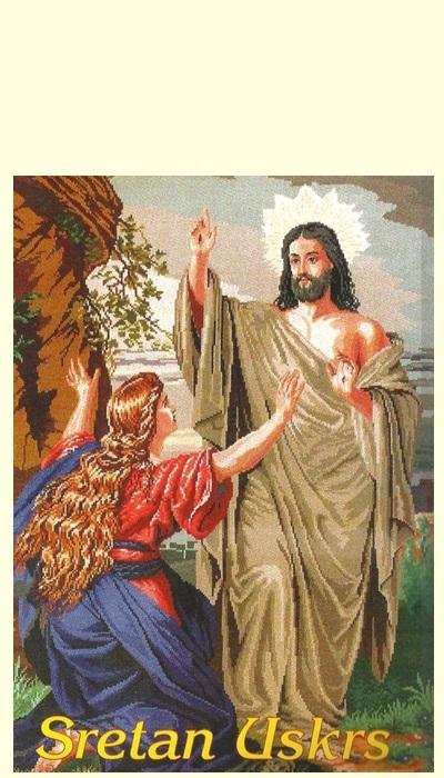 Uskrsna čestitka s. M. Terezije Pervan