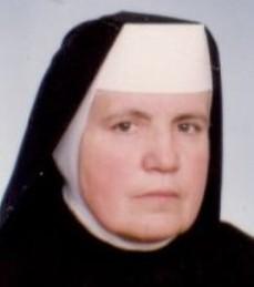 + s. M. Klara (Terezija) Jurković