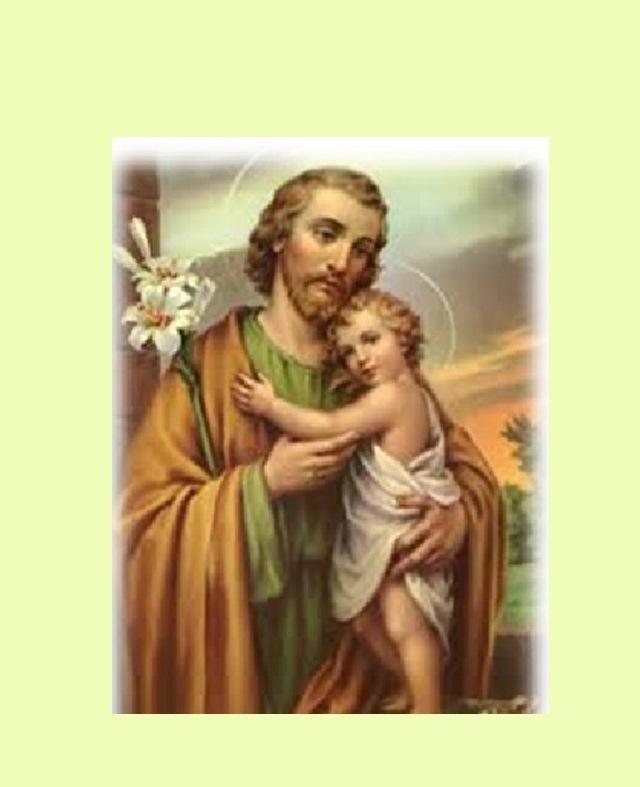 Godina sv. Josipa u našim zajednicama