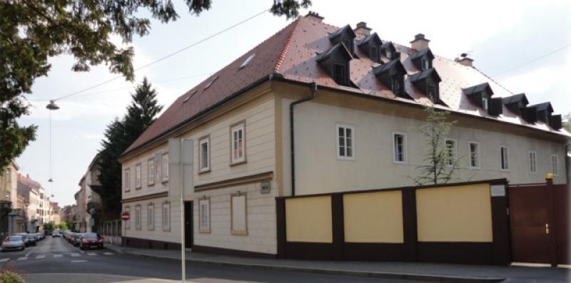 Sjedište provincije, Zagreb, Nova ves