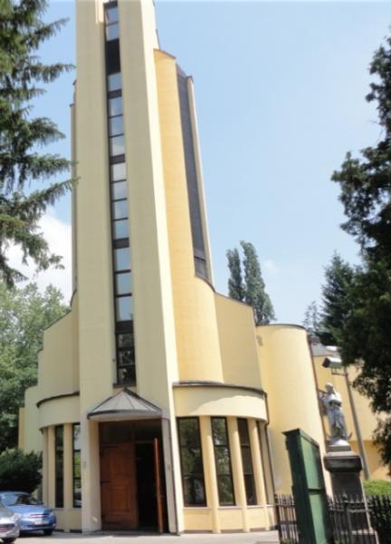 Crkva sv. Jeronima, Zagreb